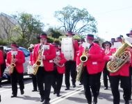 2 Anzac Day 2015 - on the March